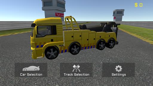 トラック・バスのレース2016