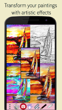 Paint Photo Editor APK screenshot thumbnail 2