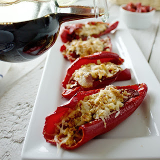 Roasted Pepper Parmesan