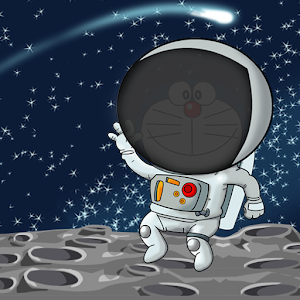 Astronaut Dorae-space for PC and MAC