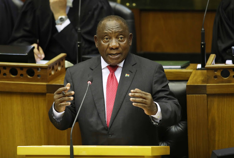 President Cyril Ramaphosa, Picture: ESA ALEXANDER / SUNDAY TIMES