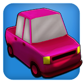 Cartoon Race 3D Car Driver Android APK Download Free By Transylgamia