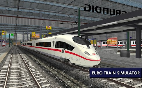 Euro Train Simulator 2 1.0.5.6 Apk Mod (Unlocked) Download 2018 9