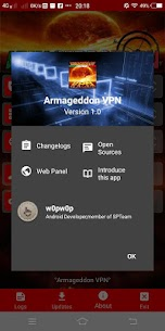 Armageddon VPN App Download For Android 2