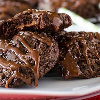 Devils Food Cake Mix Cookies.