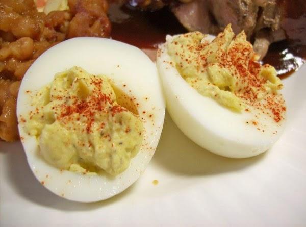 Deviled Eggs For Recipe 2