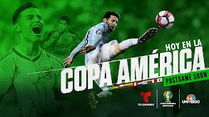 Hoy en la Copa América postgame show thumbnail