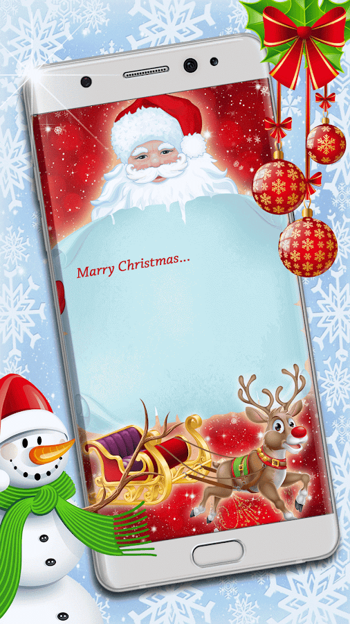 Christmas Greeting Cards- screenshot