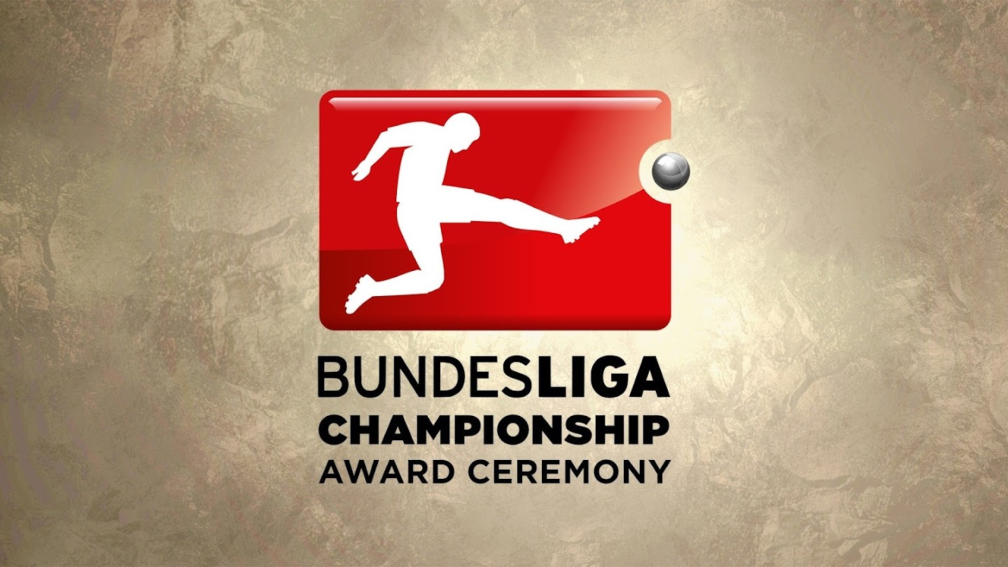 Watch Bundesliga Championship Award Ceremony live