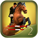 Jumping Horses Champions 2 icon