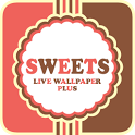 SWEETS&SWEETS-Live Wallpaper + icon