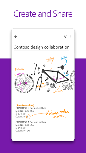 Microsoft OneNote: Save Ideas and Organize Notes screenshot 3