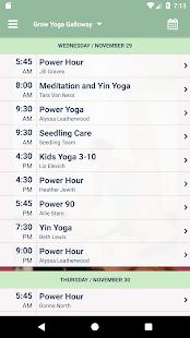 Grow Yoga - náhled