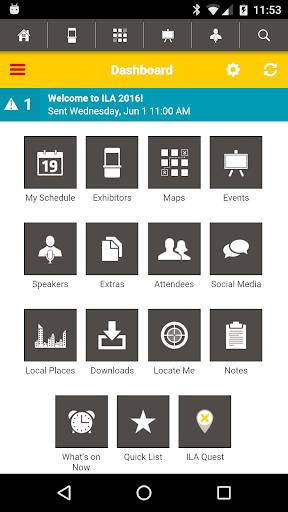 ILA 2016 Conference & Exhibits|玩書籍App免費|玩APPs