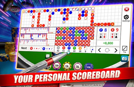 Dragon Ace Casino - Baccarat androidiapk screenshots 1