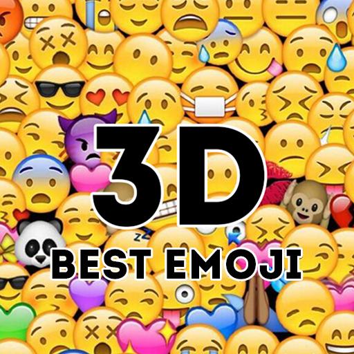 3D Best Emoji