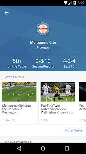 A-League Live 2014/2015- screenshot thumbnail