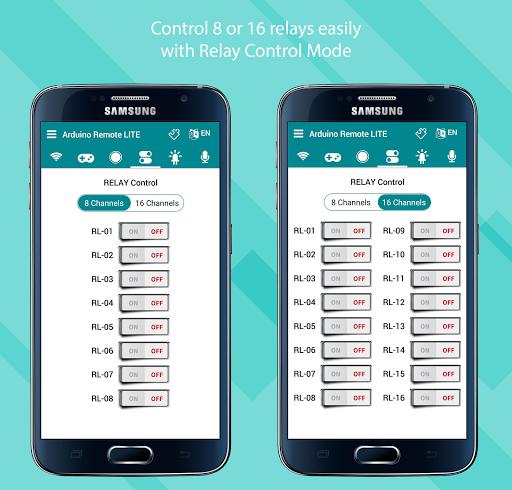 Baixar Arduino Remote LITE (Bluetooth & Wifi) para Android
