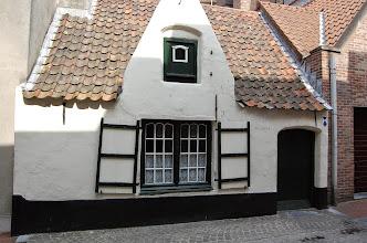 Photo: Het oude visserhuisje.