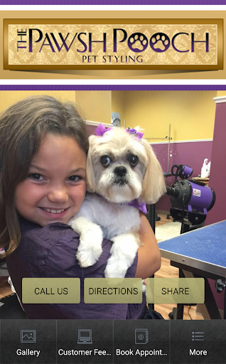 The Pawsh Pooch Pet Styling