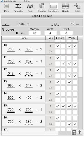 SketchCut Lite - Fast Cutting  screenshots 7