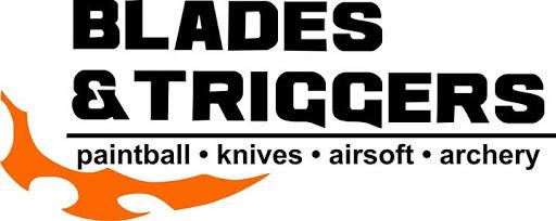 Blades & Triggers Paintball Range