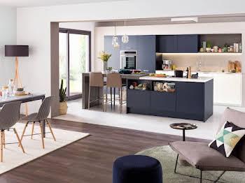 Appartement 4 pièces 96,37 m2