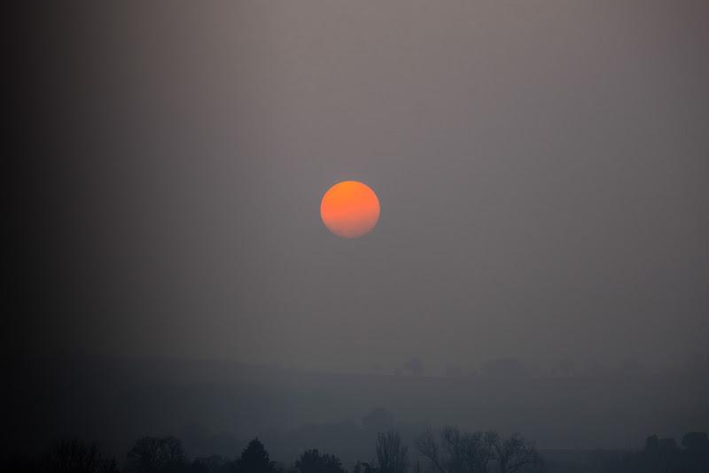 Sun in the fog. di M47OH