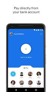 Google Pay (Tez) – a simple and secure payment app Mod 69.0.001 Apk [Unlocked] 1