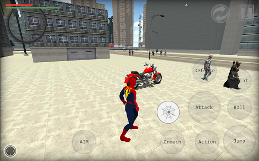 Real Spider Gangster City -Amazing Rope Vice Vegas 1.0.4.6.1 {cheat|hack|gameplay|apk mod|resources generator} 4