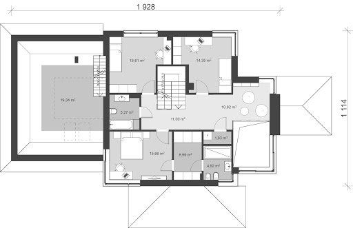 UA24v2 - Rzut piętra