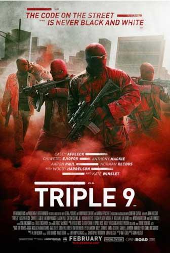 Triple Nine poster