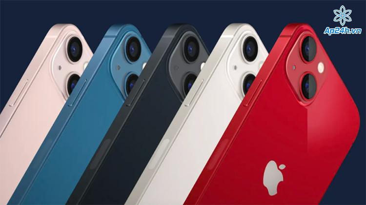 Ra mắt iPhone 13 với thiết kế tai thỏ và mắt camera khác biệt