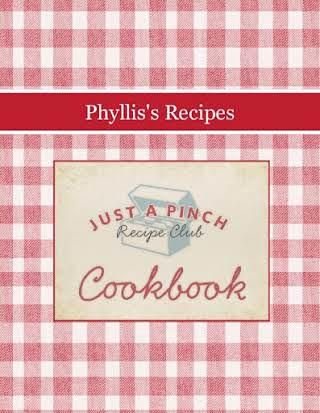 Phyllis's Recipes