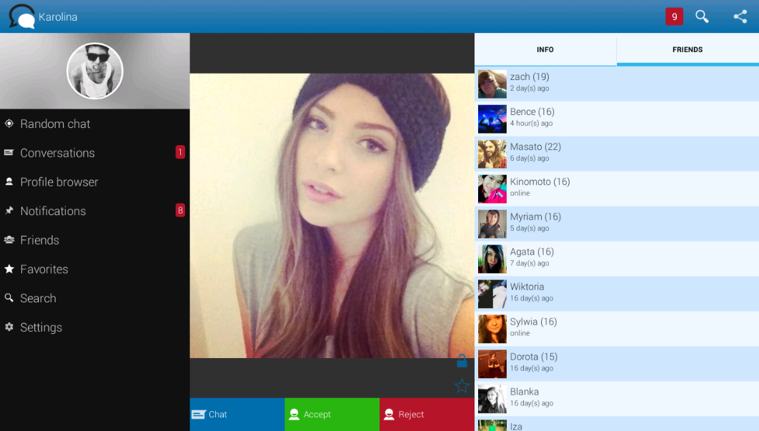 video chat with random people