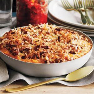 Sweet Potato Casserole With Coconut