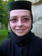 Photo: Sucevita Monastery - Monja