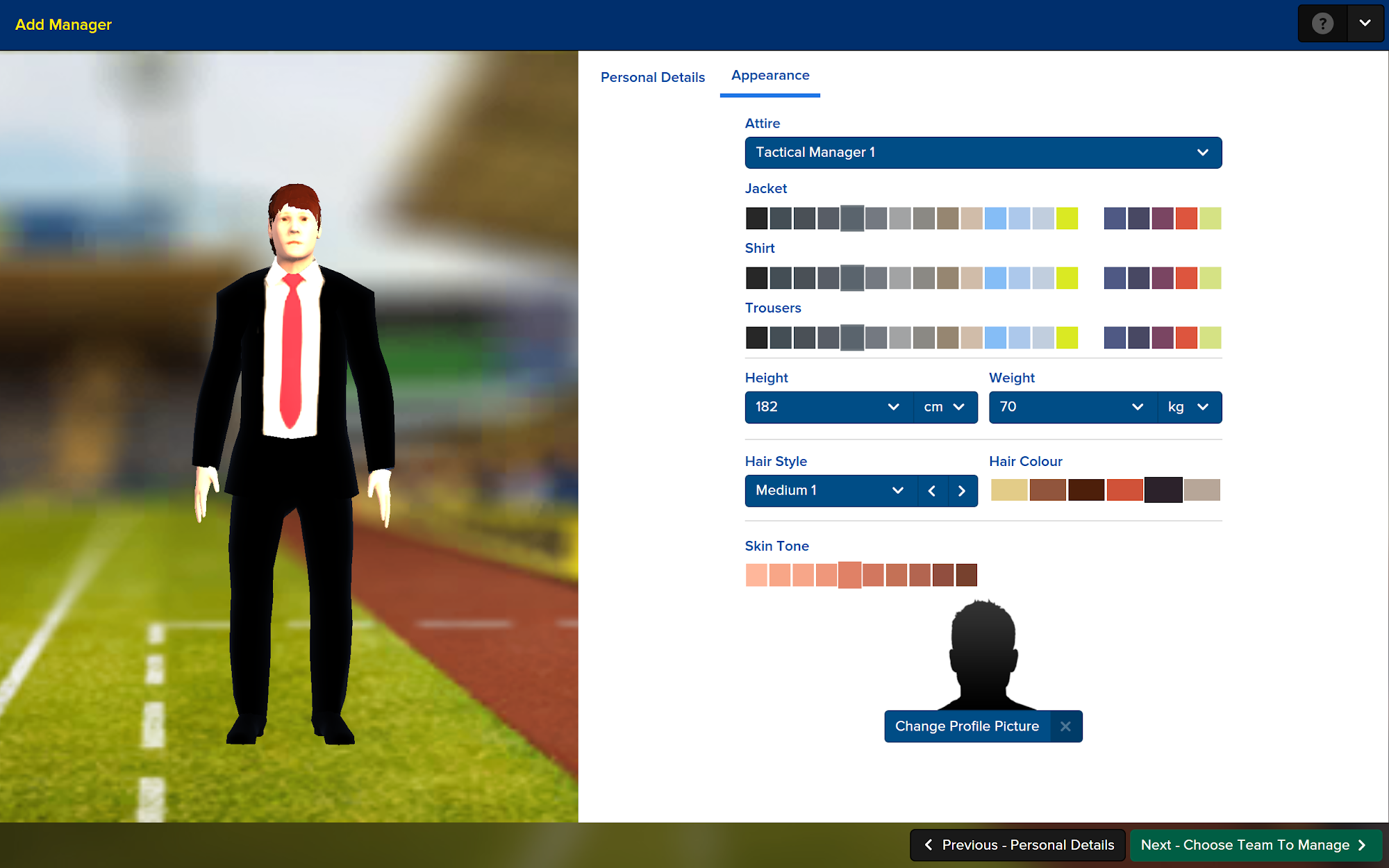 Football Manager Touch 2016 screenshot #5