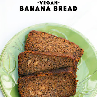 The Best Vegan Banana Bread