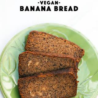 Vegan Banana Bread Recipes.