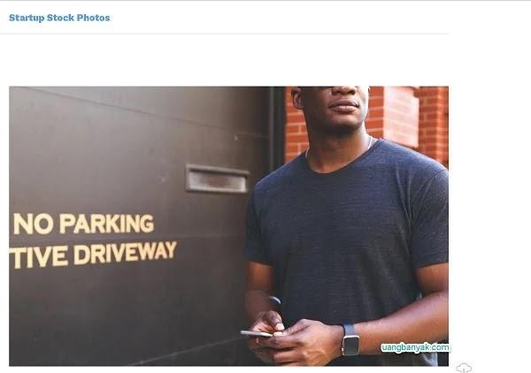penyedia gambar gratis startup stock photo untuk keperluan blogging