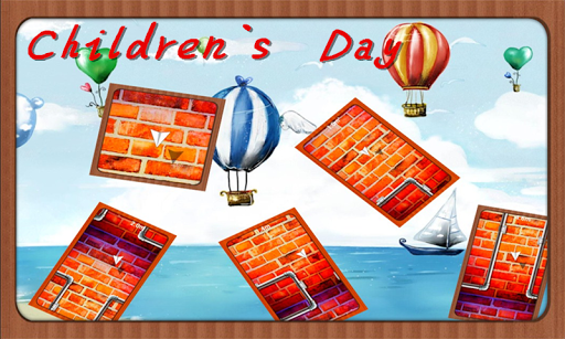 Children's Day Paper Plane