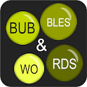 Bubbles & Words icon