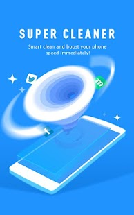 Fast Booster: Phone Speed Booster and Junk Cleaner Screenshot
