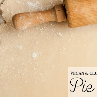 Vegan & Gluten-Free Pie Crust
