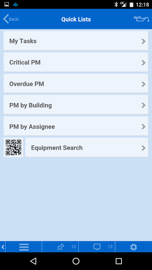 Building Engines Mobile- screenshot