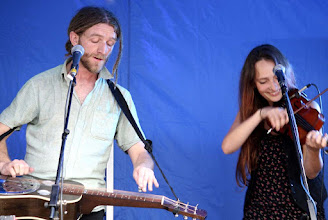 Photo: Phillip Henry & Hannah Martin © Priston Festival 2011