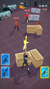 Agent Action MOD (All Agents Are Open) 1
