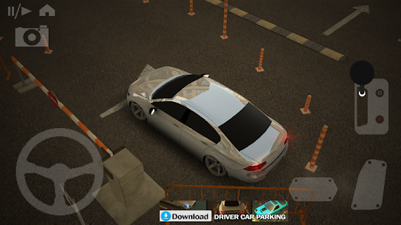 Sport Car Parking screenshot 08