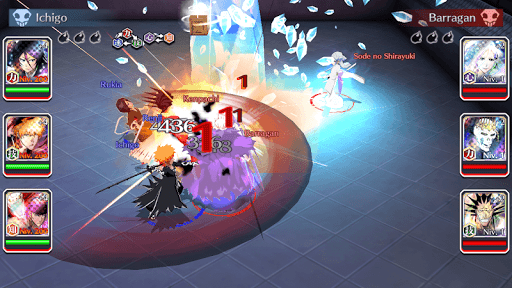 Code Triche BLEACH Brave Souls - Action 3D apk mod screenshots 6